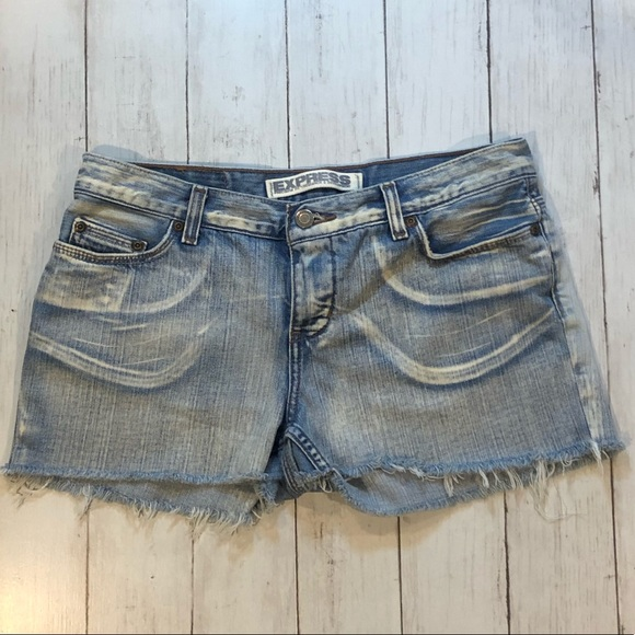 American Eagle Outfitters Pants - Express Jean Shorts